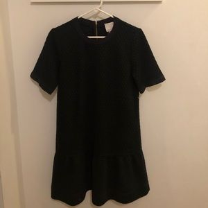 Kate Spade Black Babydoll Dress